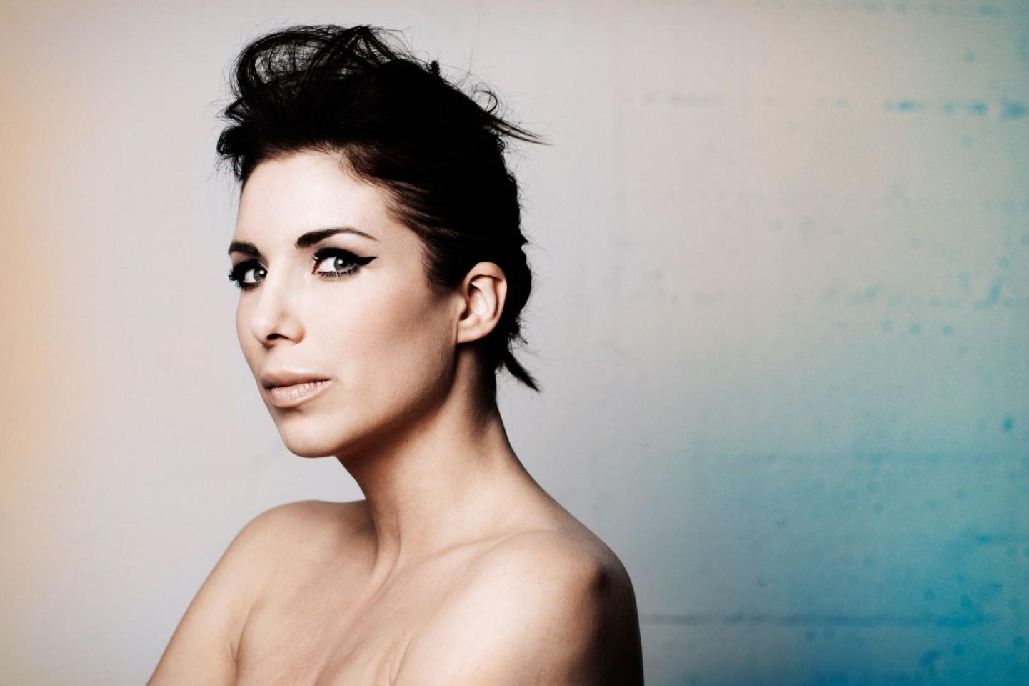Alexandra Polzin. Hair/Make up. Max Roman